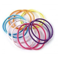 Ponytail holders 12 pcs.