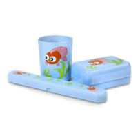 Travel toilet set for kids
