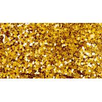 Gold glitter 3 g