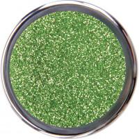 Zielony brokat kosmetyczny...