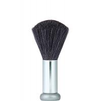 Blush and powder brush