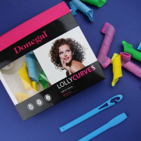 Hair rollers LOLLY CURVES 9...