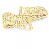 Sisal back scrubber belt...