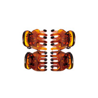 Hair clip claws 4 pcs.
