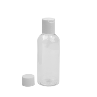 Travel bottle with screw...