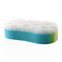 Kolorowa gąbka do kąpieli