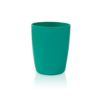 Plastic bathroom cup