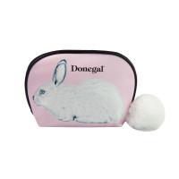 Kosmetyczka z ogonkiem królika